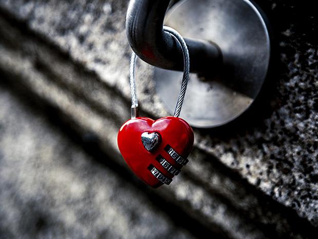 Falling in love - again
