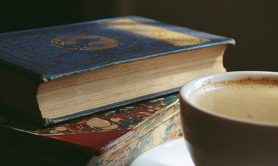 Books - seek wisdom